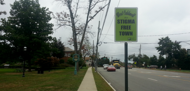 Codey Fund Stigma Free Town Campaign